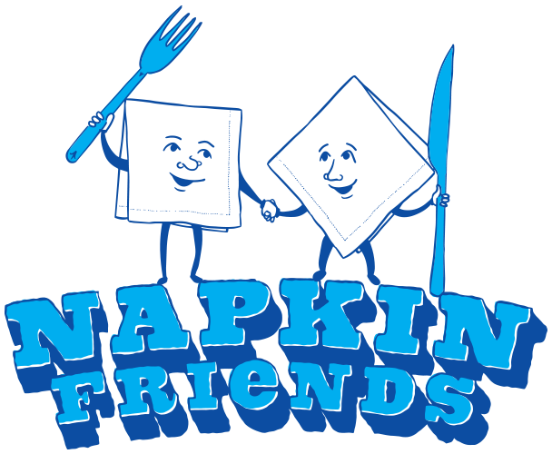Napkin Friends